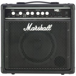 Marshall MB15 15w bass combo 2 channel